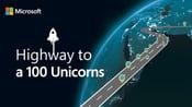 Microsoft-Highway-to-100-unicorns